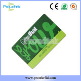 RFID China Factory Wholesale Price Tk4100 Plastic/Pet Card with Laser ID Number