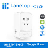 APP Remote Control Smart Home Timing Automation Wall Smart Outlet