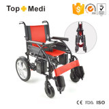 2017 Hot Sale Medical Device Electric Folding Power Wheelchair Prices for Disabled