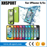 Colorful Protective Waterproof Mobile Phone Case for iPhone 5/5s