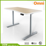 Modern Design Electric Dual Motor 3 Stages Height Adjustable Office Table (OM-S5)