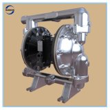 "1-1/2"" Large Flow Stainless Steel Air Operated Double Diaphragm Pump"
