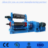 Xk-450X1200 Twin-Shaft Continuous Mixer/Two Roll Rubber Open Mixing Mill Machine