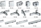 Stainless Steel Hinge/ Patch Fitting /Td-110A