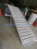 Folding Truck Trailer Aluminum Loading Unloading Ramp for Stage Equipment