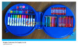 56 PCS Round Sharp Drawing Art Set for Kids and Students