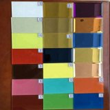 Rocky Tempered Toughed Decorative Art Acid No Figerprints Acid Etched Glass Mirror in China