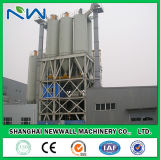 20tph Tower Type Dry Mortar Mixing Machine with Plough Mixer