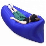 Trend Outdoor Products Fast Inflatable Air Sofa Bed Good Quality Sleeping Bag Inflatable Air Bag Lazy Bag Beach Sofa Laybag