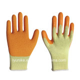 Cotton Knitted Latex Coated Working Glove