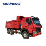 Wholesale Promotion Price HOWO A7 336HP Euro 2 Dump Truck
