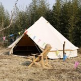 2018 Canvas Bell&Nbsp; Tent&Nbsp; for Glamping