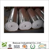Aluminum Foil Faced HVAC Duct Heat Insualtion Batts /Padding