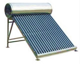 Direct Plug Solar Water Heater Heater (galvanized outer tank)