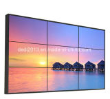 55 Inch Super Slim LCD Video Wall, Ultra Narrow Splicing Screen