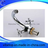 Hot Selling Cheap Brass Bathroom Faucets (BF-011-1)