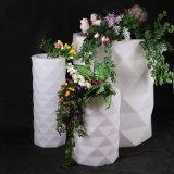 LED Square Plastic Flower Pot for Sale