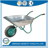 Russia and Gambia Market Construction Wheel Barrow (WB6204)