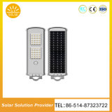 Outdoor 20W 30W Solar Street Lighting System with Remote Control