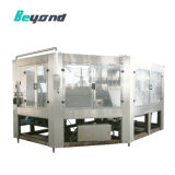 Automatic Liquid Can Vodka Beer Wine Glass Bottle Washing Filling Sealing Machine