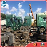 Used Tractor Truck Second Hand Head Trailer for Sale