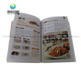Custom Full Color Printing Menu Catalog Booklet Brochure Printing