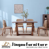 Modern Home Furniture Wood Table and Chair Dining Room Set for Restaurant