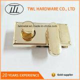 Custom Hardware Metal Twist Turn Lock for Ladies Bag Hjw1834