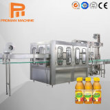 Automatic Siemens PLC Control Hot Fruit Juice Tea Coconut Water Beverage Bottling Production Processing Filling Machine Line for Drinking Plant