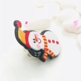Wholesale Cheap Snowman Christmas Gifts Badge for Kid