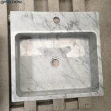 Wholesale Marble Granite Stone Wash Square Basin for Hotel/Villa Projects