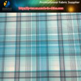 Plain Nylon Yarn-Dyed Check Fabric for Outdoor Shirts