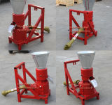 3 Roller Moving Pellet Machine