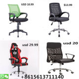 Leather Swivel Manager Mesh Conference Computer Gaming Racing Office Chair
