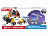 The Popular Magnetic Car Block for Kids