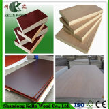 China Supplier 18mm Film Faced Marine Plywood/ Commercial Plywood