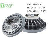 AR111 18W 1700lm COB Gu53 110-240V LED Spot Light