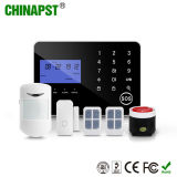 LCD Display Multi-Language PSTN GSM Wireless House Alarm (PST-PG994CQT)