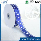 Cheap Polyester Satin Ribbon/Tape/Lace/Webbing with Ink Printing