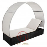 Leisure Sun Lounger with Roof