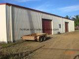China Steel Building for Warehouse, Workshop, Railway Station, Hangar, Carport
