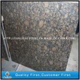 Natural Baltic Brown Colors Stone Granites for Tiles, Countertops
