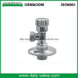 Certified Quality Brass Chromed Angle Valve (AV3002)
