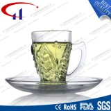 80ml Wholesale New Design Glass Tea Set (CHM8455)