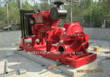 Cummins Deutz Diesel Engine Water Fire Fighting Pump Set UL/FM Listed with Electric Pump Jockey Pump Control Panel