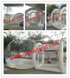 Inflatable Clear Lawn Tent for Camping (MIC-067)