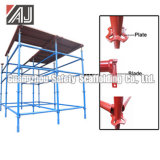 Africa Heavy Duty Quick Erect Scaffold Supporting for Supporting Concrete Walls, Slab Beam
