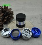 CNC Aluminium Grinder 4 Parts 30mm Grinder Herb for Smoking