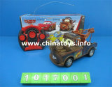 Hot Selling Plastic Toys 4-CH R/C Car (1017001)