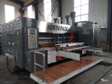 Automatic Corrugated Paper Printing Slotting Die Cutting Machine For Carton Boxing Printing